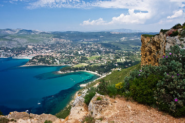 The Cliffs of Cassis