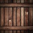 Grunge dark brown wood planks background
