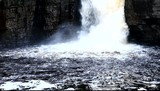 high force teesdale england poster
