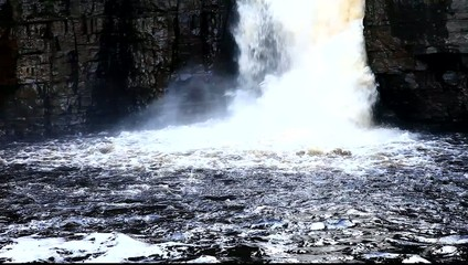 high force teesdale england