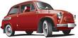 vintage compact car