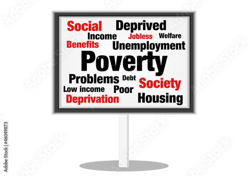 Poverty social