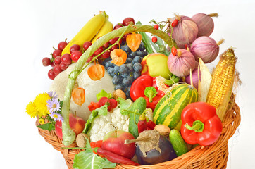 harvest basket