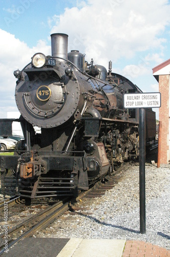 Steam Engine 475