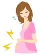 妊婦 陣痛 腹痛
