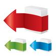 vector arrow software boxes
