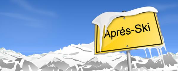 Berge Après Ski