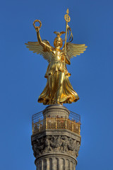 Goldelse Siegessäule Berlin
