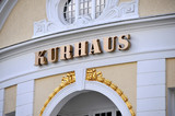 Kurhaus Binz, Kur, Rehabilitation, Gesundheit, Heilbad, Rügen poster