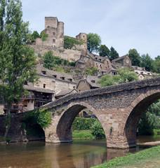 France - Belcastel - Aveyron