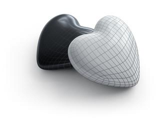 Modeling of heart