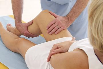 Massage sur cicatrice  - Éviter les adhérences