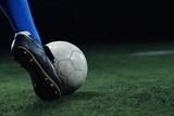 Fototapety soccer player