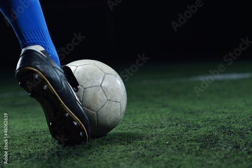 soccer player - 46062639