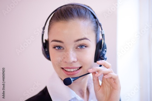 Receptionist or personal assistant