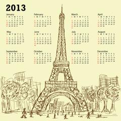 eifel calendar