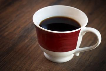 Close up of Coffee Mug