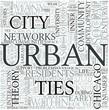 Urban planning Discipline Study Concept