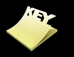 Keynote Pad Perspective
