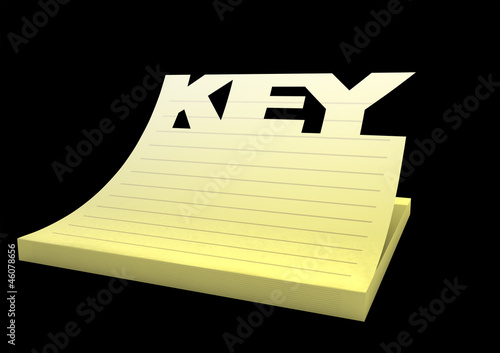Keynote Pad Close