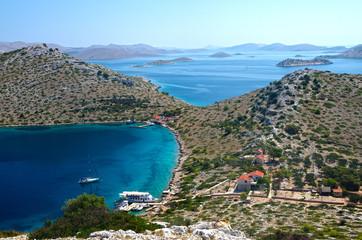 Croazia, panorama delle isole Kornati 2