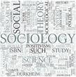 Social sciences Discipline Study Concept