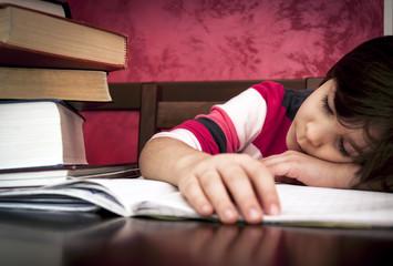 Troppi compiti!