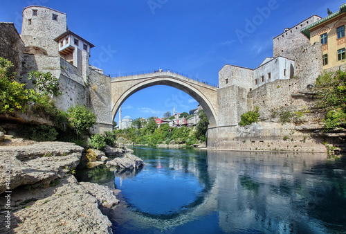 The Old Bridge, Mostar
