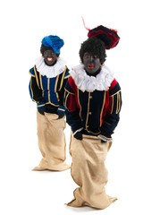 Dutch black petes having fun