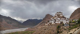 Key Gompa - Buddhist monastery  in Spiti Valley,  India