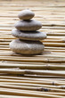 zen spirit on bamboo straw