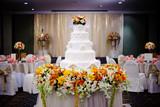 Fototapety Wedding reception