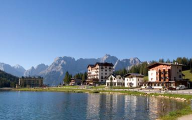 Lago di Misurina - Dolomiten - Alpen