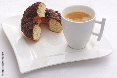 Pour le petit déjeuner