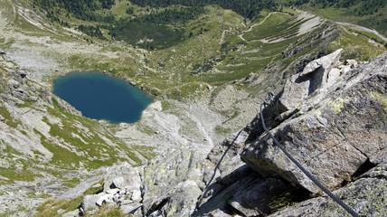 Kratzberger See, Südtirol