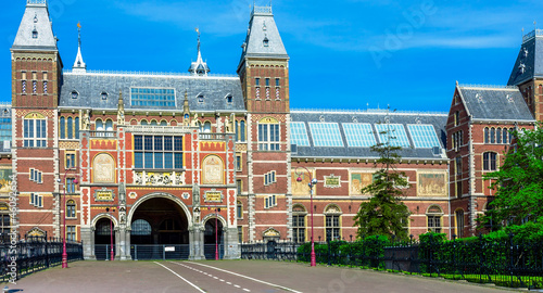 Rijksmuseum - National Museum, Amsterdam