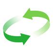 Leinwandbild Motiv リサイクル