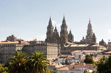 Catedral in Santiago de Compostela