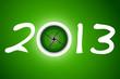 Carte 2013 boussole