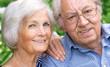Glückliches Seniorenpaar 3