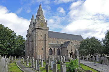 St Machar's Cathedral, Aberdeen