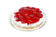 Dessert - strawberry pie