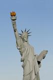 Statue of liberty imitation