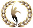 Premium isolated logo