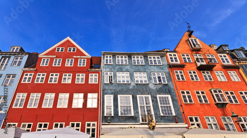 architecture of Copenhagen, Denmark