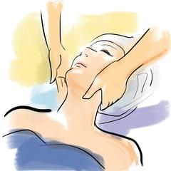 Face beauty treatment salon03