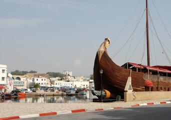 port de pêche de Bizerte