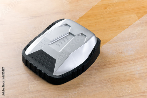 Robot vacuum cleaner isolates