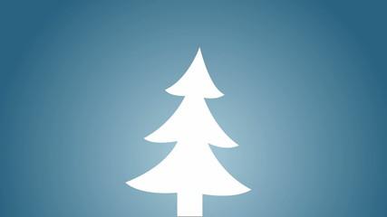 foolish christmas tree and star