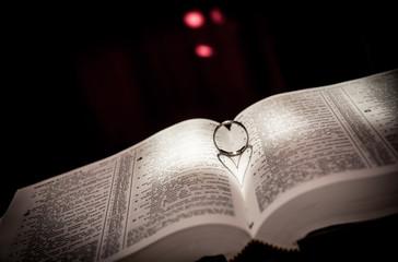 Cuore simbolo di amore e fedeltà